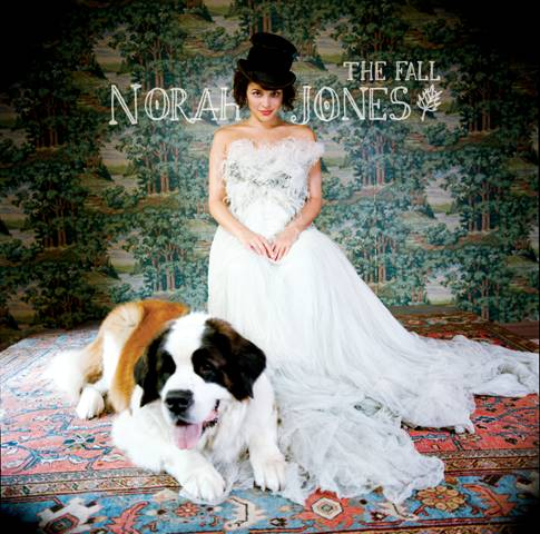 Norah Jones' 'The Fall' album cover